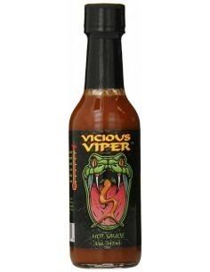 Cajohn's Vicious Viper Hot Sauce